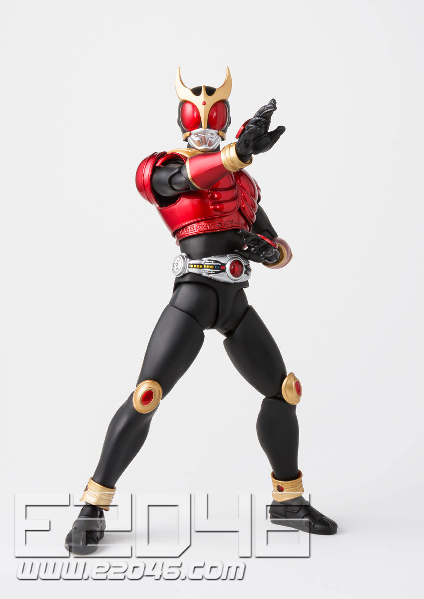 Kamen Rider Kuuga Mighty Form Decade Version (PVC)