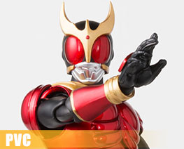 PV9091  Kamen Rider Kuuga Mighty Form Decade Version (PVC)