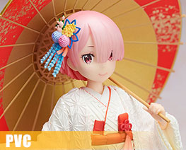 PV9123 1/7 Ram Shiromuku Version (PVC)