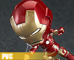 PV5587 SD Nendoroid Iron Man Mark 43 Hero`s Edition Ultron Sentries Set (PVC)
