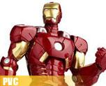 PV3330  Iron Man MK VII (PVC)