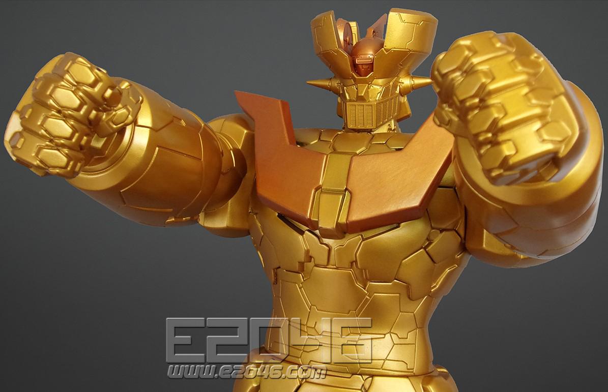 Mazinger Z Infinity Gold Version (PVC)