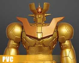 PV10817  Mazinger Z Infinity Gold Version (PVC)