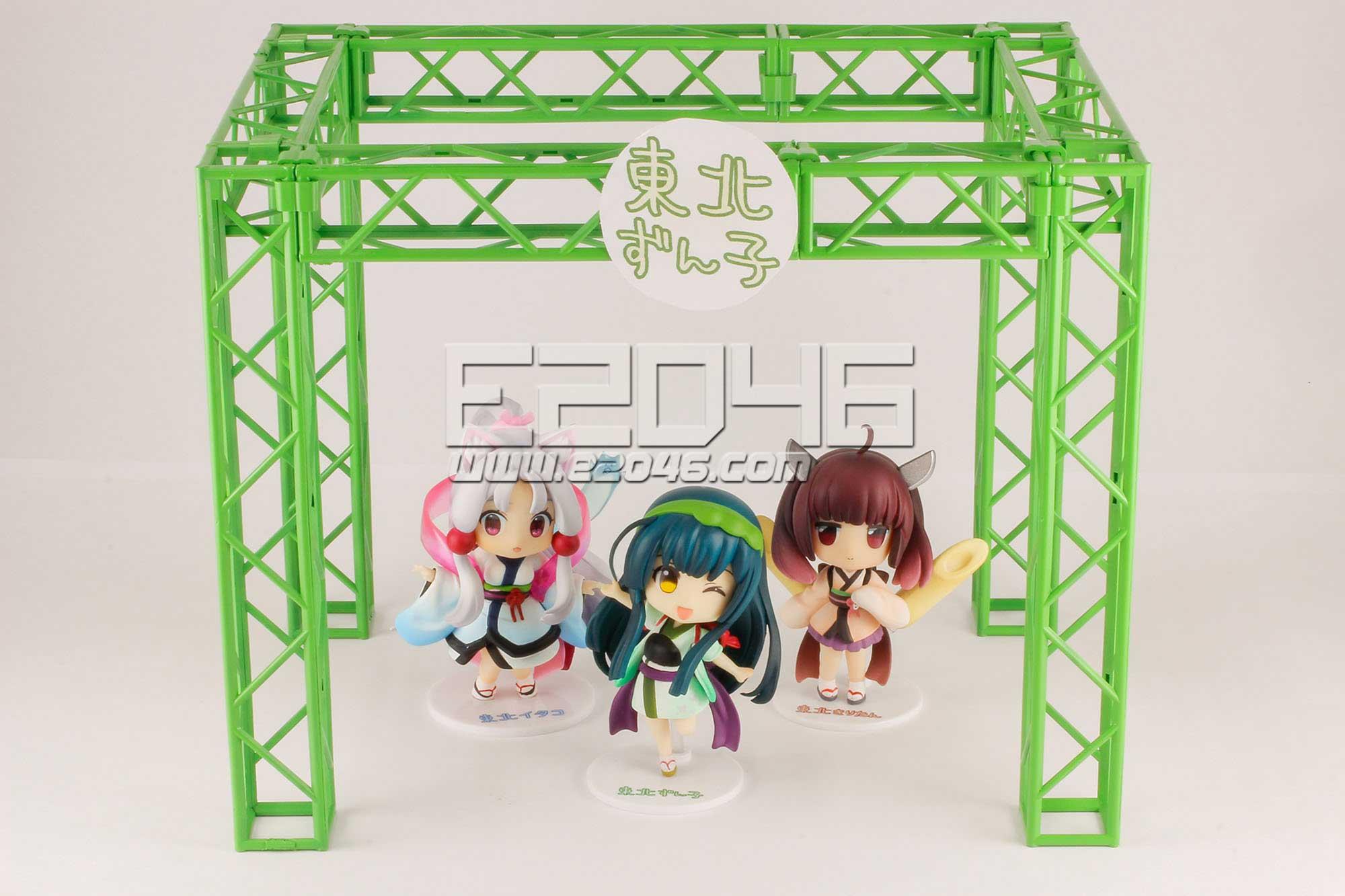 Tohoku Sisters Set (PVC)