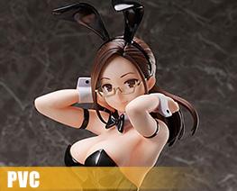 PV12177 1/4 Okuzumi Yuiko Bunny Version (PVC)