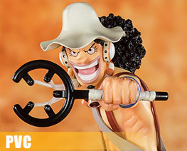 PV8876  King of Snipers Sogeking Usopp (PVC)