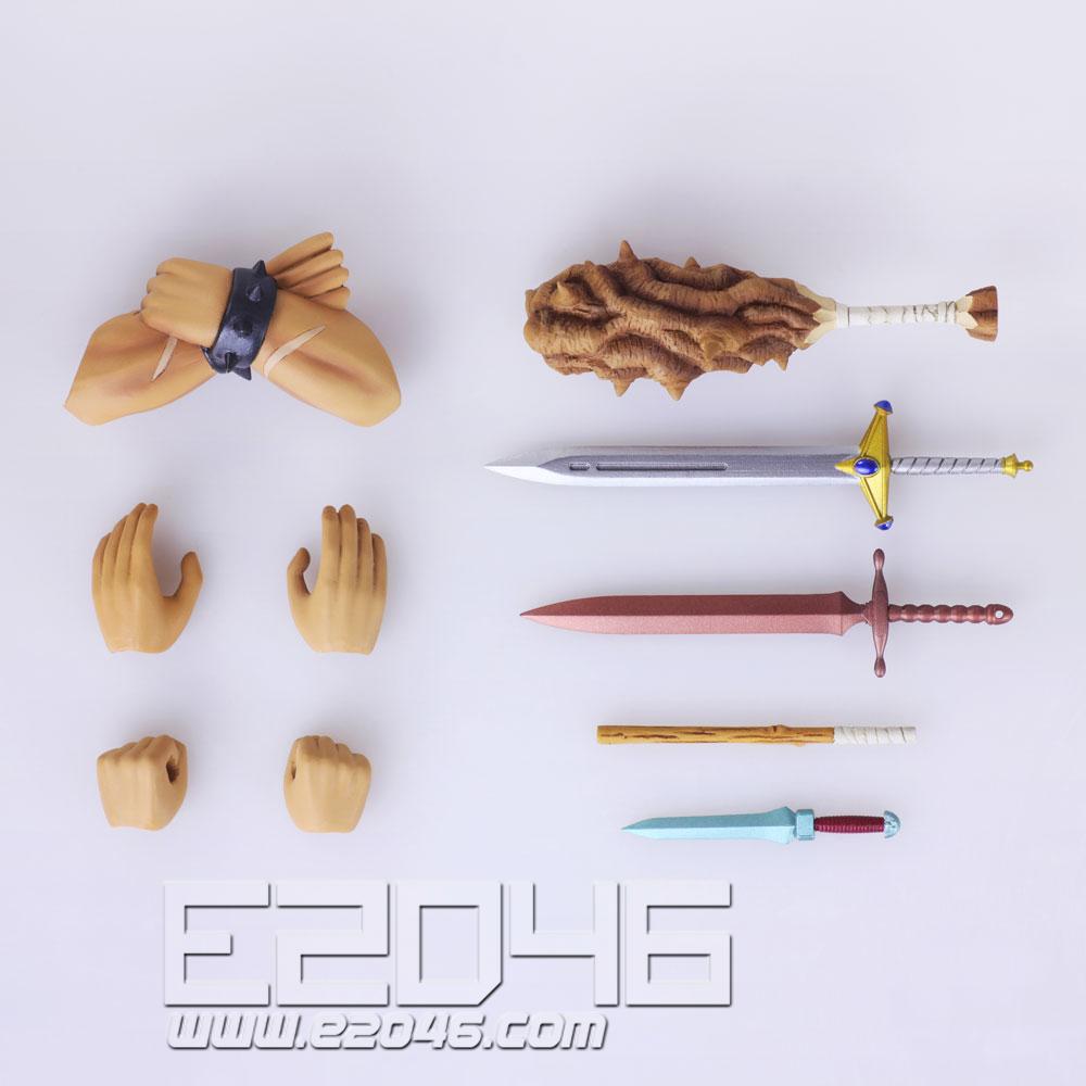 Thug Weapon Shop Version (PVC)