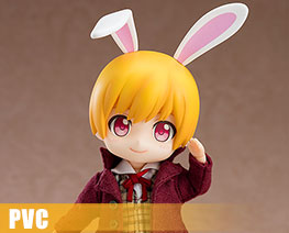 PV8263  Nendoroid White Rabbit (PVC)