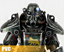 PV11135 1/6 T-45 NCR Salvaged Power Armor (PVC)