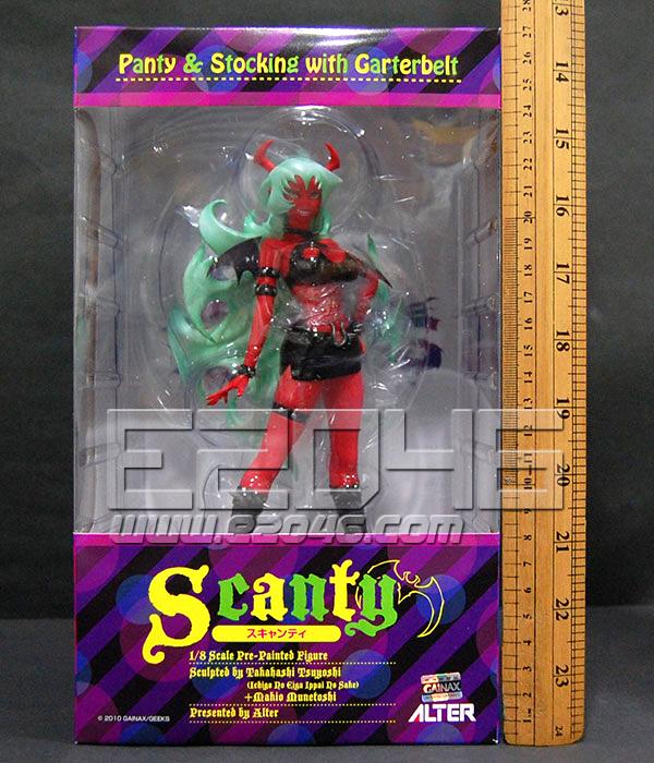 Scanty (PVC)