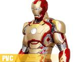 PV4930  Iron Man 3 (PVC)