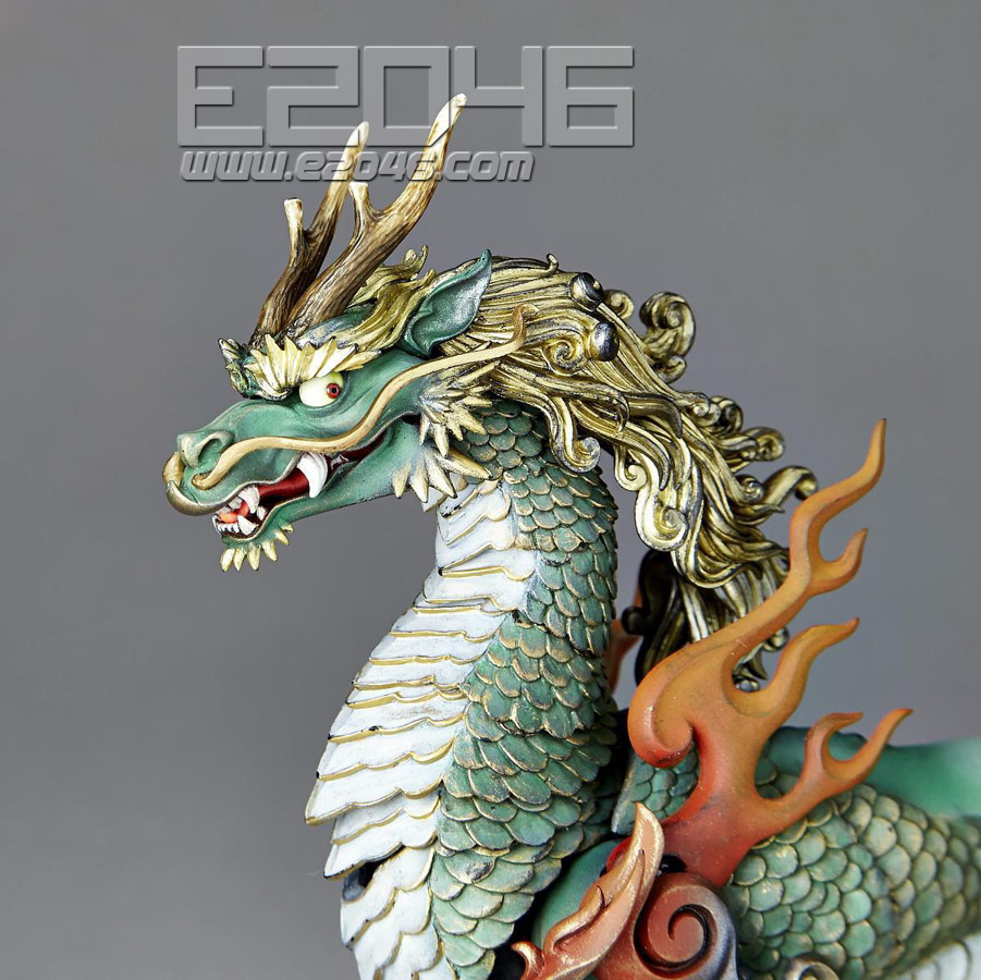 Qilin Color Edition (PVC)