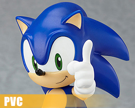 PV9517  Nendoroid  Sonic the Hedgehog (PVC)