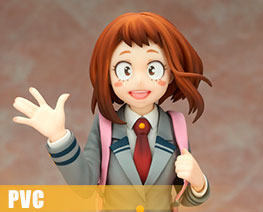 PV12056 1/8 ConneColle Midoriya Uraraka School Uniform Version (PVC)