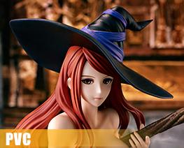 PV10655  Sorceress (PVC)