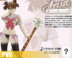 PV0079 1/6 吉他女 (PVC)