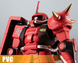 PV10329  Johnny Raiden's High Mobility Type Zaku II Version (PVC)