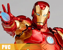 PV9169  Iron Man Bleeding Edge Armor Version (PVC)
