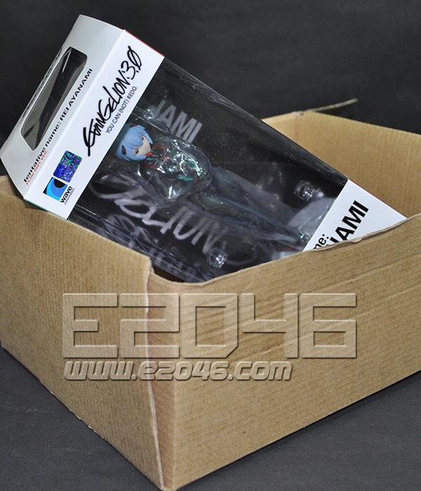 Ayanami Rei Plug Suit Version (PVC)