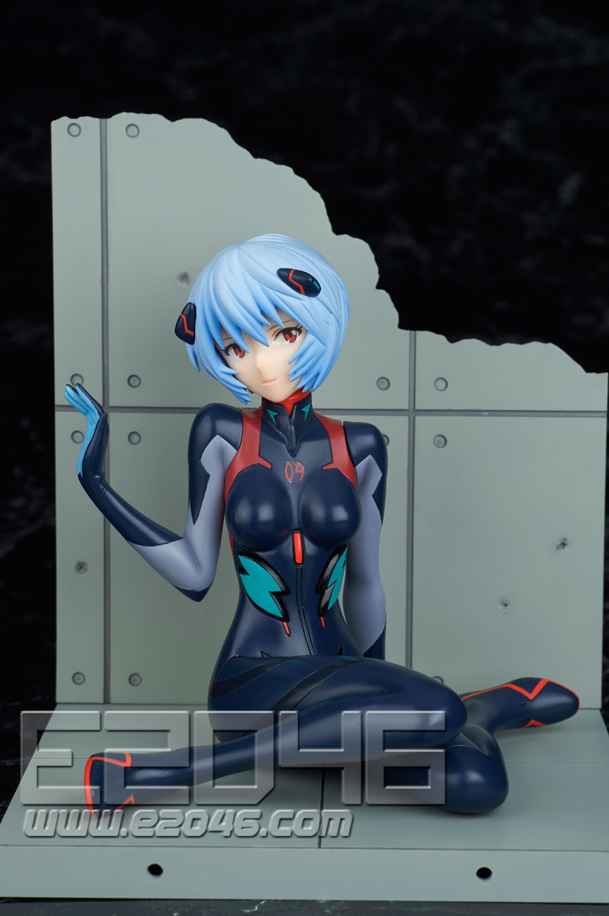 Ayanami Rei (PVC)