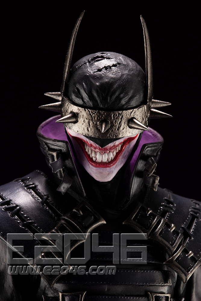 Batman Who Laughs Elseworld (PVC)