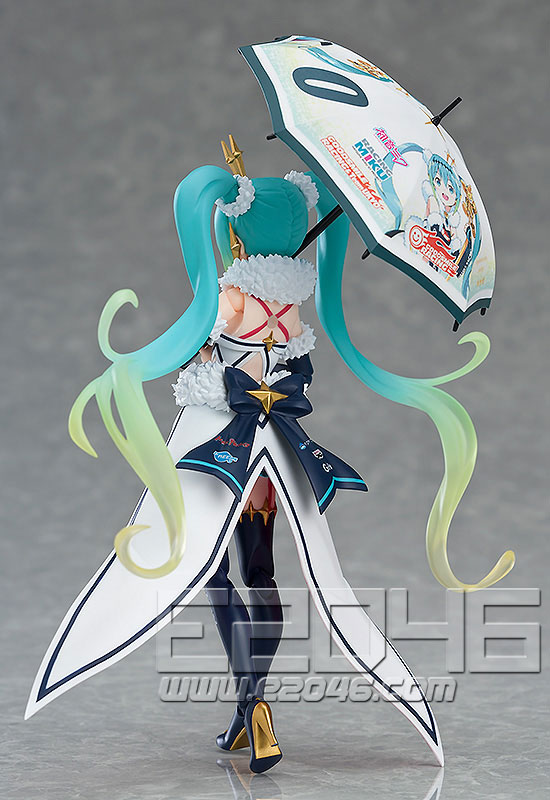 Figma Racing Miku 2018 Version (PVC)
