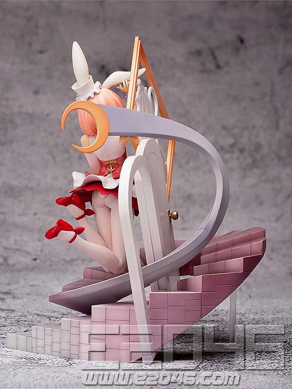 Another White Rabbit (PVC)