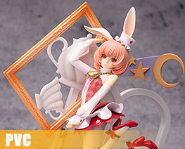 PV7928 1/8 Another White Rabbit (PVC)