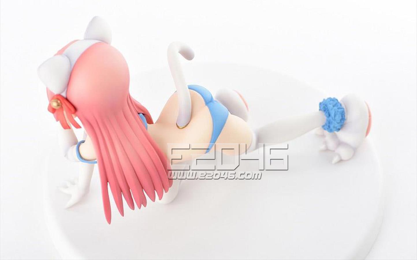 Hinagiku Katsura Cat Version (PVC)