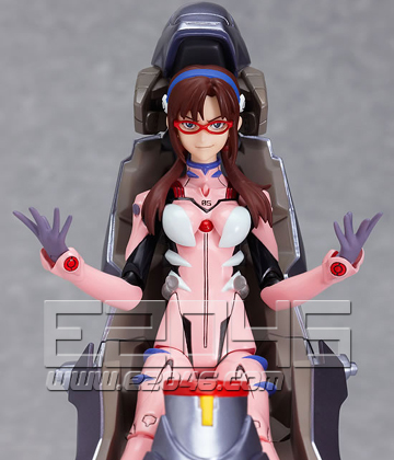 Figma 真希波真理戰鬥服版 (PVC)