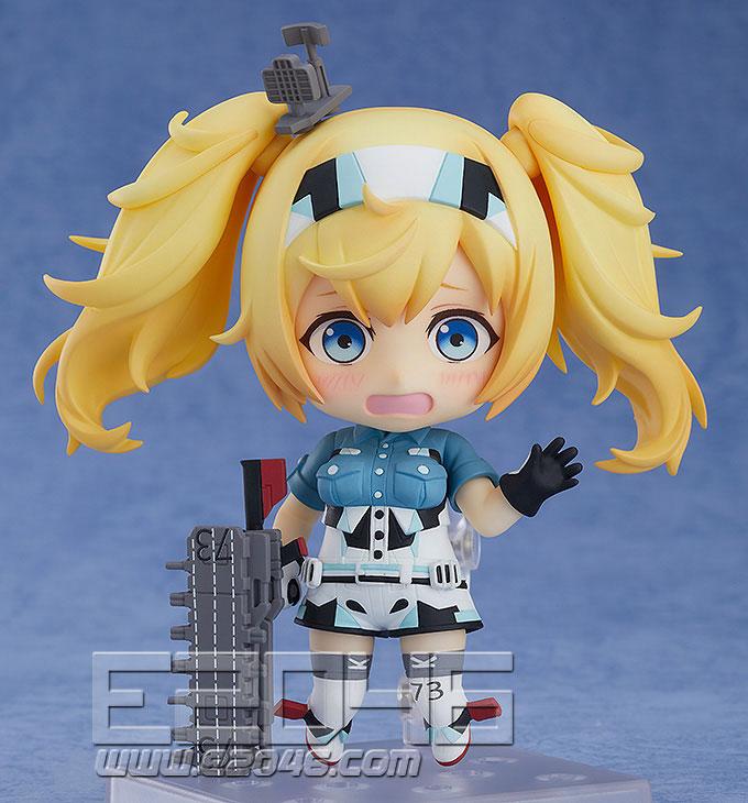 Nendoroid  岡比亞灣 (PVC)