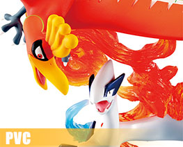 PV9115  Ho-oh & Lugia (PVC)