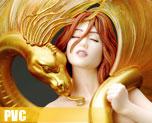 PV0967  Fantasy Figure Gallery Golden Lover (PVC)