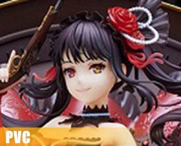 PV12935 1/7 Tokisaki Kakusan Pigeon Blood Ruby Dress  (PVC)