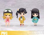 PV1585  Bakemonogatari Set Vol.3 (PVC)