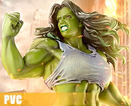 PV9019 1/10 She Hulk (PVC)
