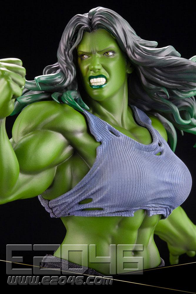 She Hulk (PVC)