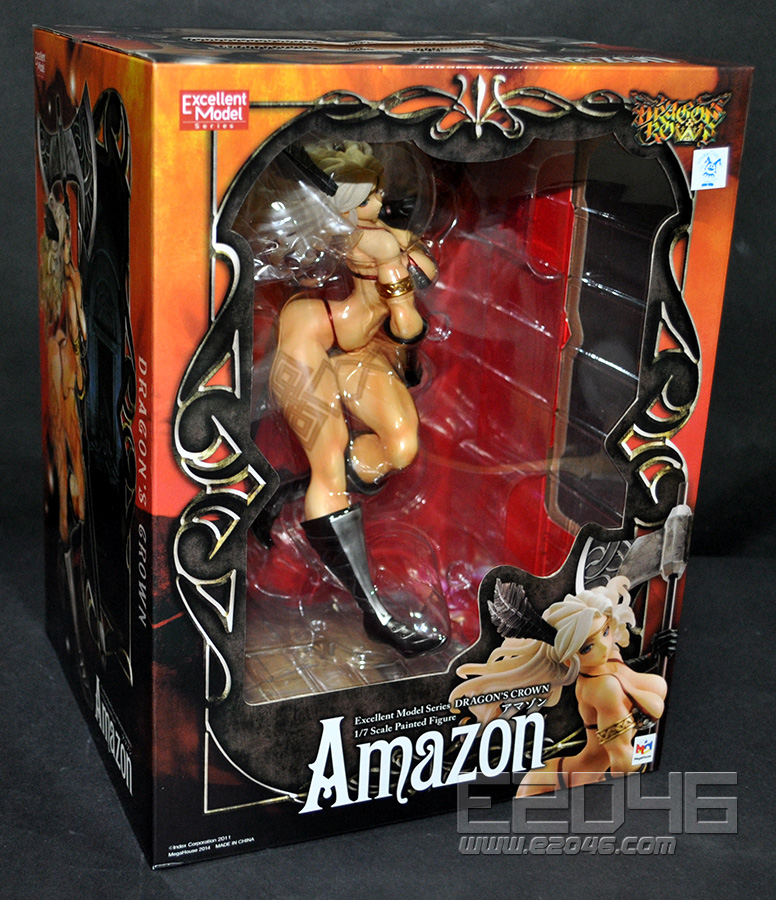 Amazon (PVC)