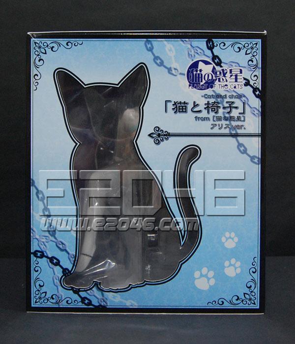 貓與椅子愛麗絲版 (PVC)