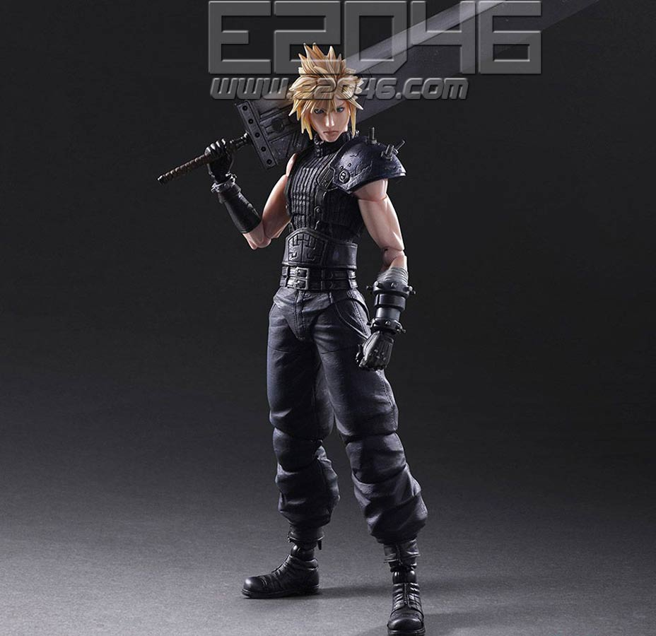 Cloud Strife (PVC)