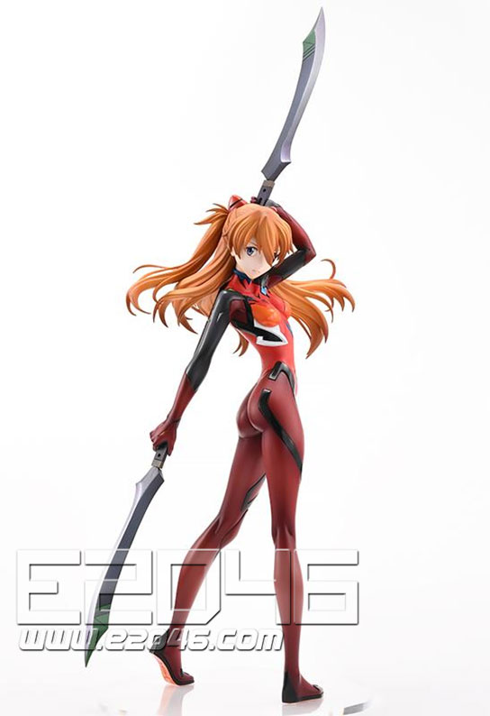 Asuka Theatrical Version (PVC)