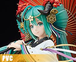PV12742 1/7 Hatsune Miku Land Of The Eternal Version (PVC)