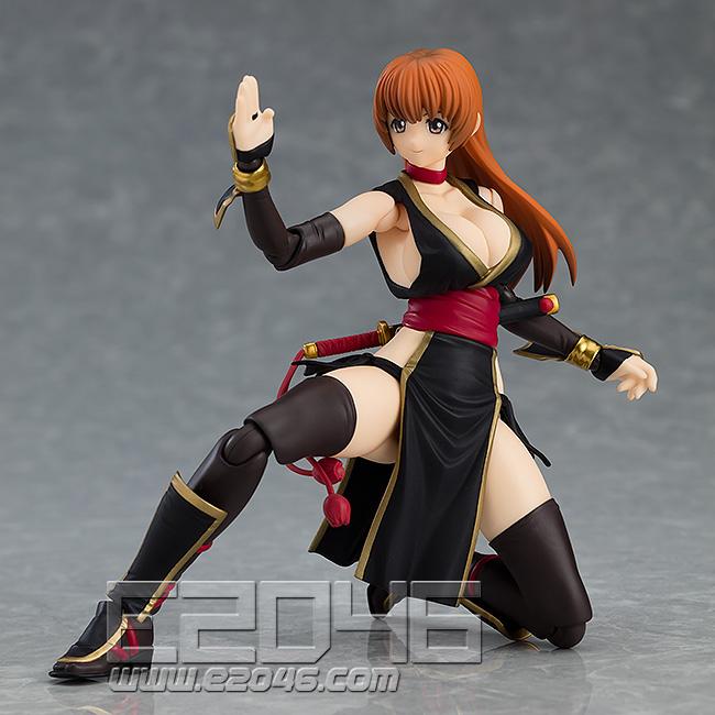 Kasumi C2 Black Version (PVC)
