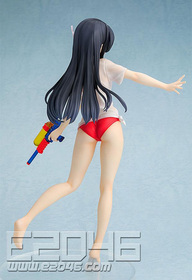 櫻島麻衣水槍約會版 (PVC)