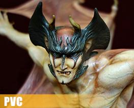 PV9837  Devilman Makai no Tobira (PVC)