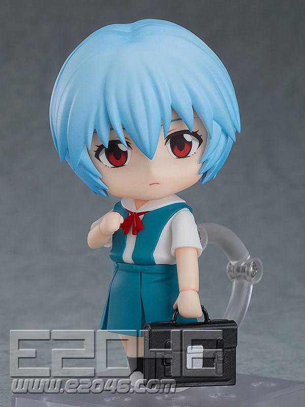 Nendoroid Ayanami Rei (PVC)