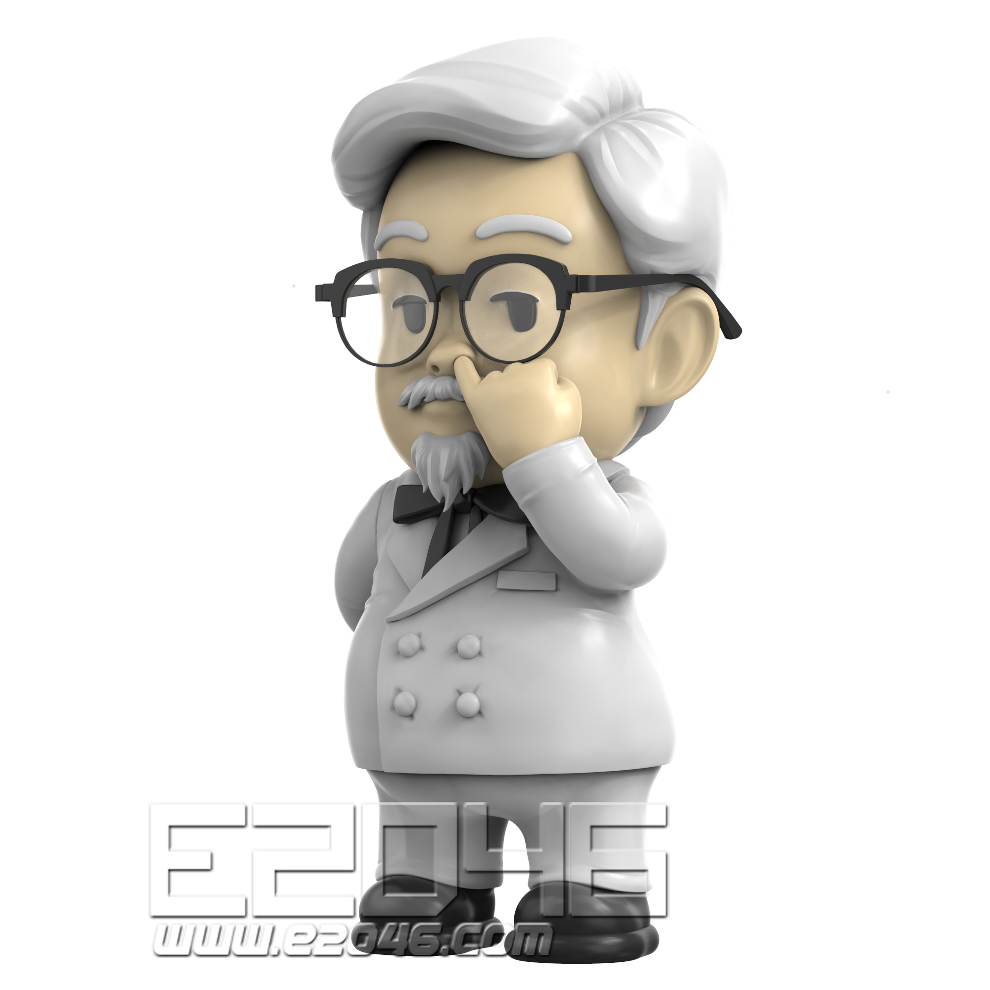 The Grandpa (PVC)
