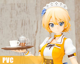 PV7711 1/7 Darjeeling Cocos Uniform Version (PVC)