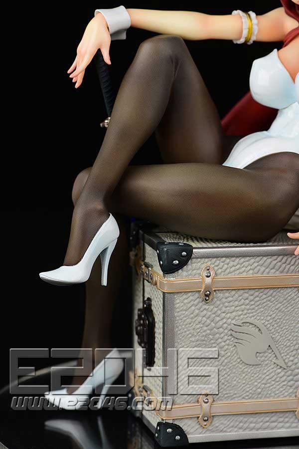 Erza Scarlet Bunny Girl Style (PVC)