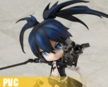 PV2887  Nendoroid Black Rock Shooter TV ANIMATION Ver. (PVC)